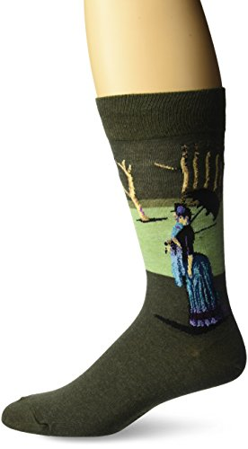 Hot Sox Herren Socken A S&ay Afternoon Gr. L, sortiert