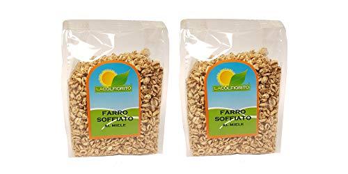 Farro Soffiato Al Miele - 2 Pacchi Da 200 Grammi