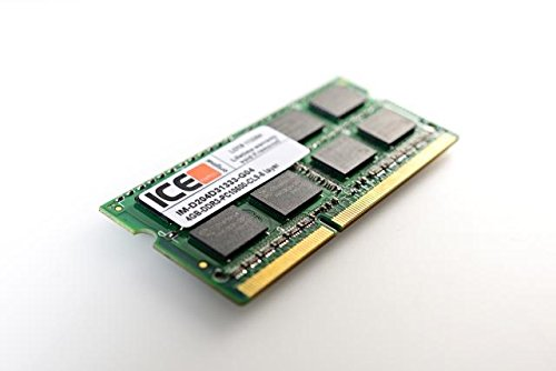 Price comparison product image ICEmemory IMD200D2667G4 4 GB DDR2-667 SODIMM RAM Memory