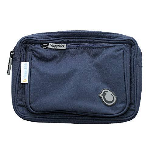 Pochette d'accessoires pour porte-bébé Hippychick Hipseat - pour bébé bleu marine