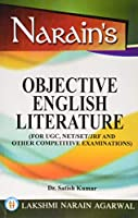 Objective English Literature For Ugc Net/set/jrf And Other Competitive Examinations