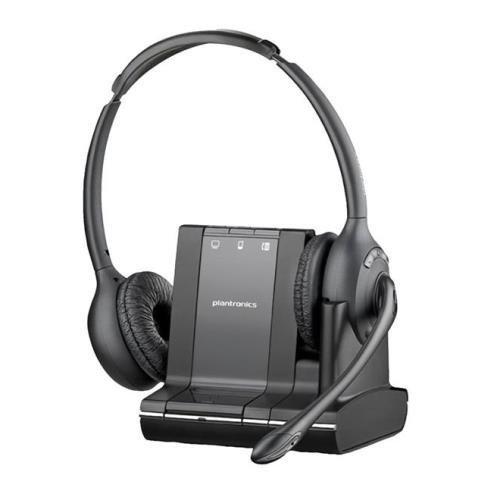 Plantronics Auriculares inalámbricos SAVI W720 – (Reacondicionado Certificado)