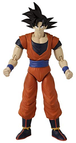 Figura de Anime Bandai Dragon Ball Super Dragon Stars 17cm - Goku (versión 2)