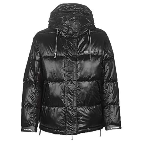 Emporio Armani 6g2b88-1nihz-1001 Mäntel Damen Schwarz - DE 40 (IT 46) - Daunenjacken Outerwear