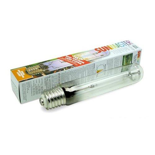 Pflanzenlampe Wuchs und Blüte SunMaster HPS Dual Spectrum (400W)