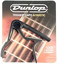 DUNLOP Trigger Ranking TOP19 Capo 83CB Acoustic for Guitar Over item handling ☆