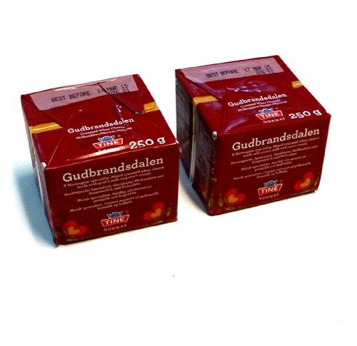 Gudbrandsdalen Karamellkäse 2x250g KÜHLVERSAND