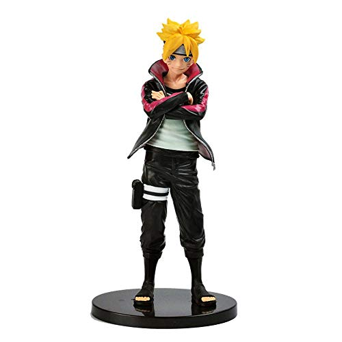 Toy Naruto Boruto -Naruto DER Movie- Uzumaki Naruto Gruppe Action-Figur Zeichentrickfigur Modell Statue Dekoration