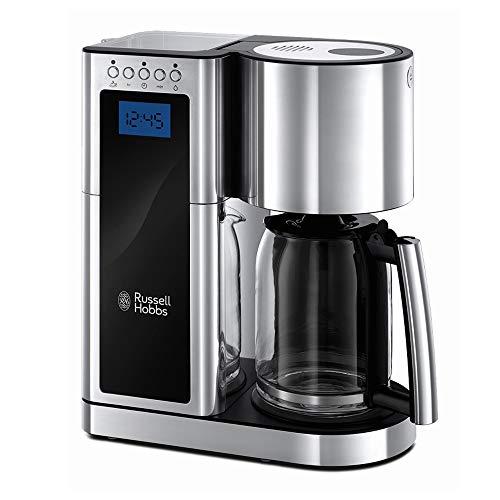 Russell Hobbs Machine à Café Cafetière Filtre 1,25L...