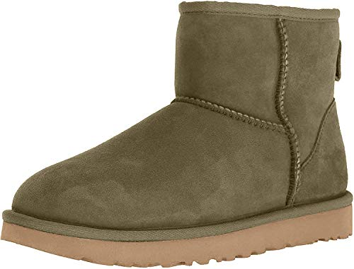 UGG Damen Mini Classic Hohe Sneakers, Antilope, 37 EU