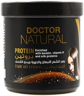 Doctor Natural Protein Hair Treatment Cream With Keratin And Vitamin H
