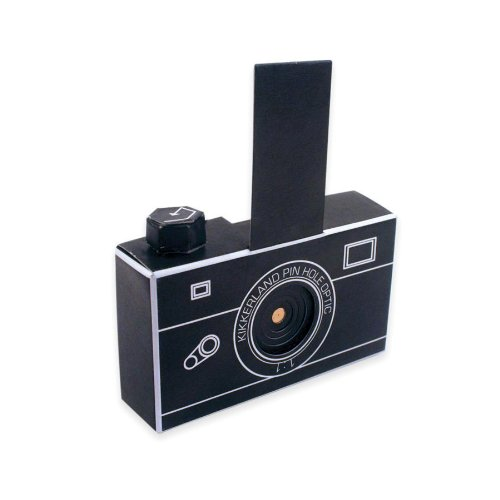 DIY Pinhole Camera/Solargraphy Kit for Ages 12