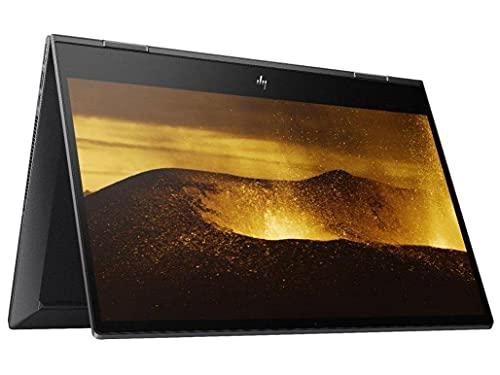 """2021 Newest HP Envy x360 2-in-1 Flip Laptop, 15.6"""" Full HD Touchscreen, AMD Ryzen 7 5700U 8-Core Processor, 64GB RAM, 1TB PCIe NVMe SSD, Backlit Keyboard, Webcam, Wi-Fi, Bluetooth, Windows 10 Home"""