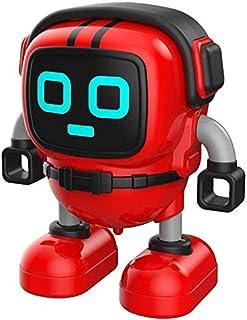 JJRC Mini Robotita Giroscopio para Niños Peonza Giratorio Juguete Robot Desmontable Regalo para Niños