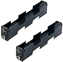 Garrett Two Pack AA Battery Holder for GTA, GTAx, GTX, GTP & GTI Metal Detector