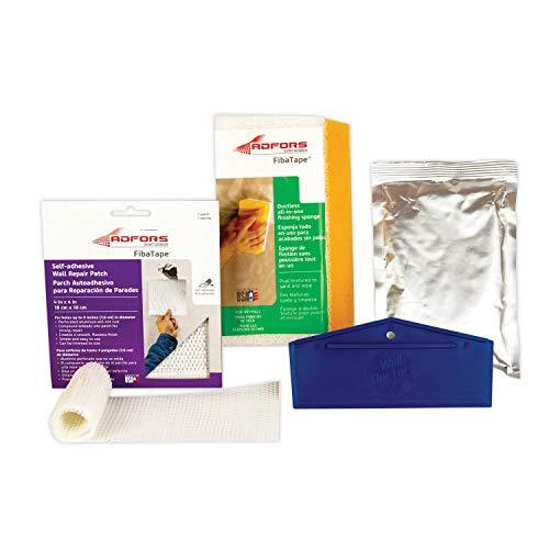 ADFORS FibaTape Dustless Wall Repair Kit