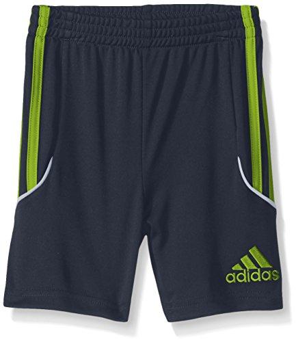 adidas Jungen Basketball-Shorts Athletic - grau - 3 Jahre