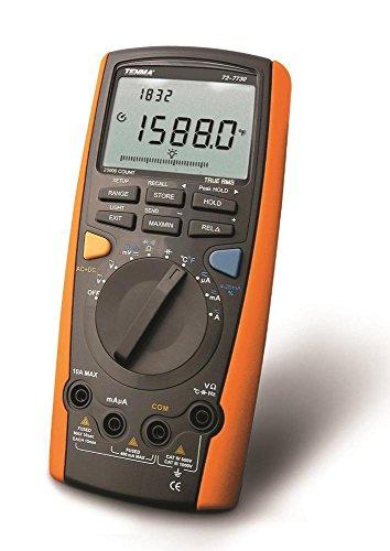 Tenma 72-7730A 19,999 Count 4-1/2 Digit True RMS USB Multimeter DMM