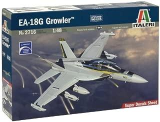 Italeri 2716 1: 48 EA-18G Growler Model Plane Kit