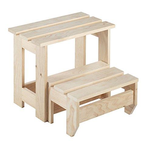 ASTIGARRAGA KIT LINE Escalera plegable de madera