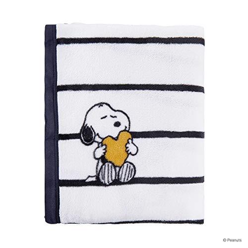 Butlers Peanuts Decke Fleecedecke Snoopy L 170 x B 130cm