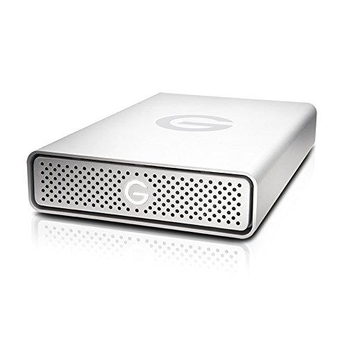G-Technology G-DRIVE 10 TB Enterprise Classe 7200 RPM, 245 MB/s, con USB 3.0