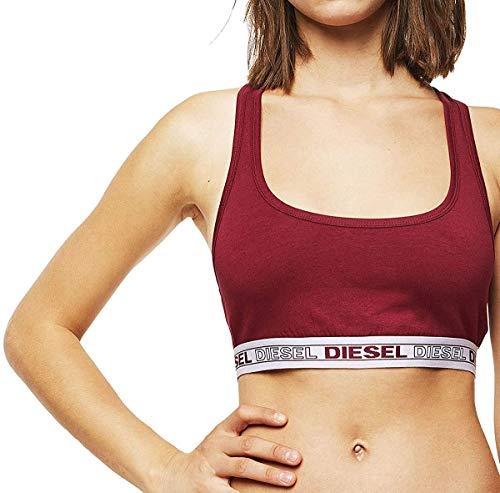 Diesel damesbril - UFSB-Miley Top, BH, sport-bh, racer back, logo-band, effen
