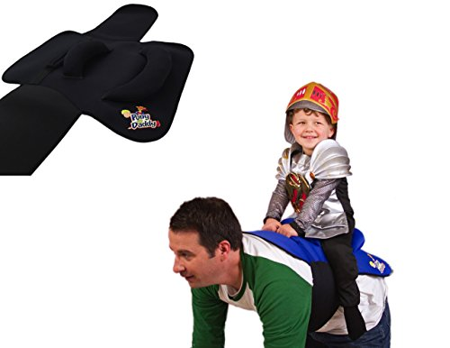 Pony Up Daddy Saddle - Bandit Black