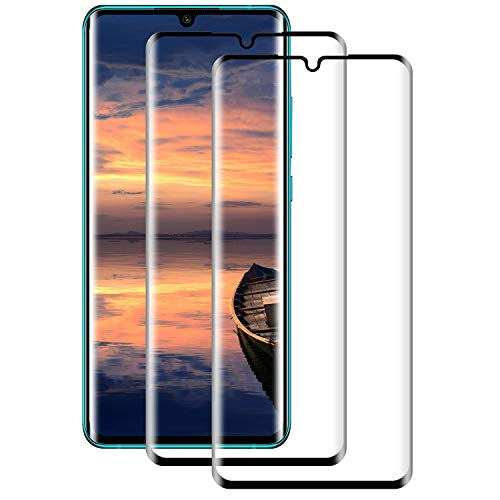 DASFOND Vetro Temperato per Xiaomi Mi Note 10 [2 Pezzi], 3D Curvo Pellicola Protettiva in Vetro Temperato per Xiaomi Note 10,Xiaomi Note 10 Tempered Film