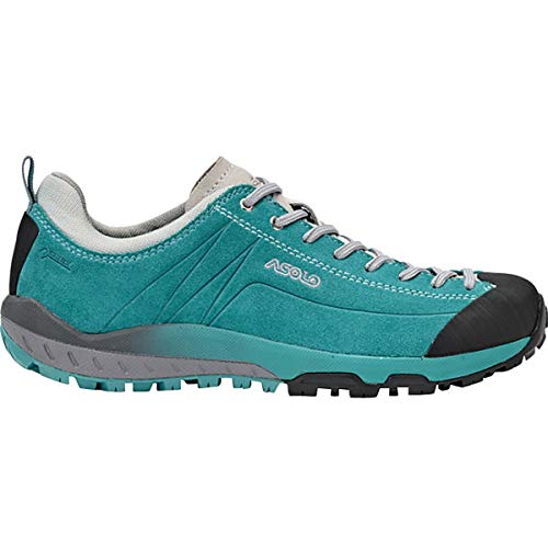 Asolo Women's Space GV Hiking Shoe North Sea 8.5