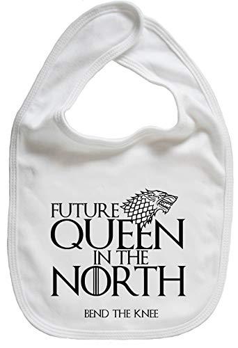 Future Queen in The North Bavoir unisexe pour bébé