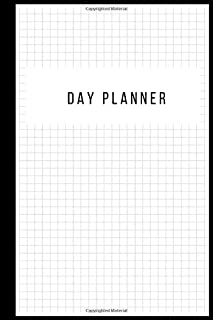 Day Planner: Daily Agenda | 100 Pages | Priority Goals, Important Notes | To-Do List Planner Undated | Work Day Organizer ...