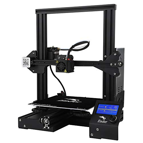 3d Printer Ender 3 3D Printer Economic Ender DIY KITS with Resume Printing Function 220x220x250mm