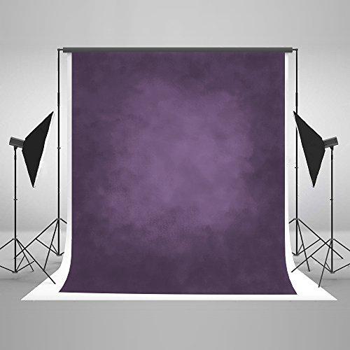 KateHome PHOTOSTUDIOS 1,5x2,2m Resumen Fotografía Telón de Fondo Violeta Fondos Retrato Fotografía Telones Púrpura Fotografía Fondo Atrezzo para Estudios