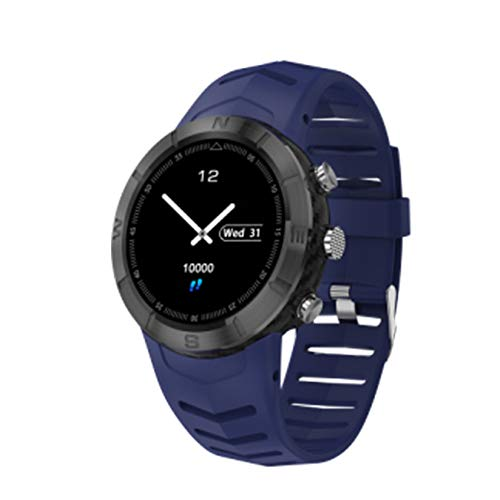 LWNGGE Smart Watches Fitness Trackers Horloge Smartwatch Band Bluetooth Kompas Milieubewaking tot 10 dagen om meerdere talen te ondersteunen
