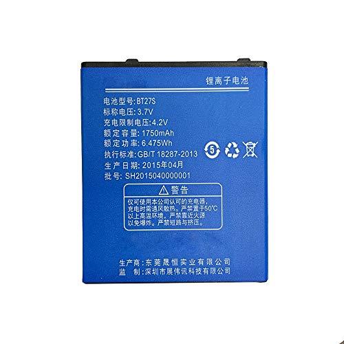 Zopo Zp700 6530, Batteria Compatibile da 1750 mAh, Bt27s