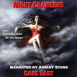 Night Crawlers audiobook cover art