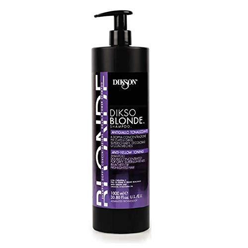 Dikson dikso blonde anti yellow shampoo 1000 ml