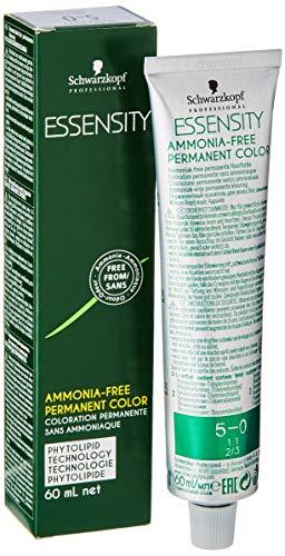 Schwarzkopf Essensity Color Creme 5-0 Hellbraun, 60 ml