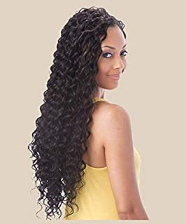 aSulis Long Small Curly Wavy Synthetic Wigs Heavy Density fluffy Curly Wigs for Women (Black)