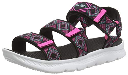 Skechers C-Flex Sandal 2.0, Sandalias de Punta Descubierta Niñas