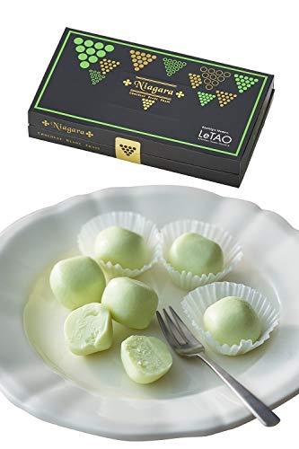 ルタオ LeTAO ナイアガラ ショコラブラン フレ 8個入