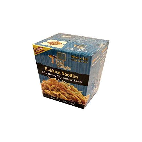 Thai Delight Hokkien Nudeln Honey Soy Ginger 330g (Honig Soja Ingwer)