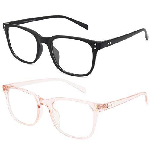 (50% OFF Coupon) 2 Pack Blue Light Blocking Glasses $8.49