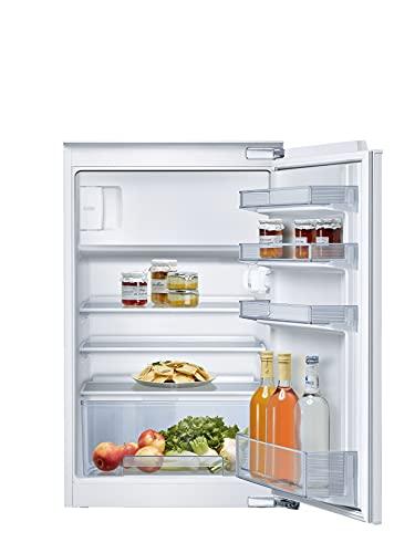 NEFF K1525XFF1 - Frigorifero da incasso con congelatore N30/A++, 88,0 x 56,0 cm (A x L), 120 l, congelatore, 17 l