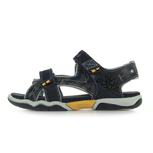 Timberland E6272 Sandalo Bimbo Blu Scarpe Strappi Shoe Baby Kid Boy [26]