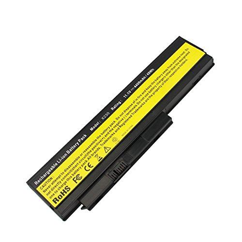 ASUNCELL 4400mAh X230 batería de portátil para Lenovo ThinkPad X220 X220i X220s X230 X230i X230s Series X220 4287 X220 4290 X220 4291 X220i 4286 4287 4286-2AU 4287-2UU 4287-3ZU X220s
