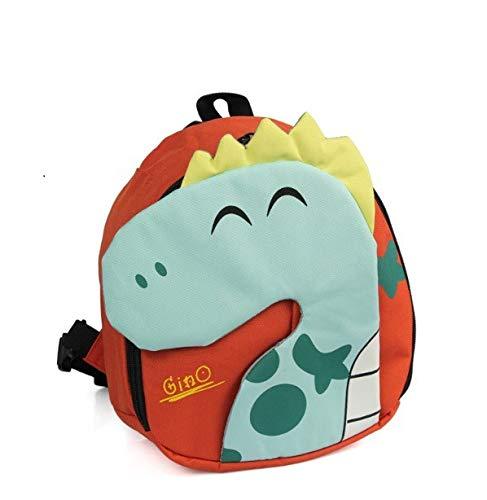 Toddler Dinosaur Backpack Bookbag Harness