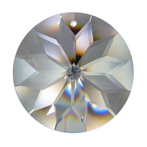 Regenbogenkristall Rivoli Sonne Ø 40mm Crystal 30% PbO ~ Fengshui Suncatcher