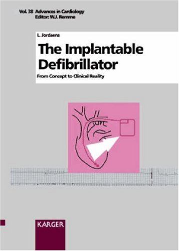 Advances in Cardiology. Siehe auch: Bibliotheca Cardiologica / The Implantable Defibrillator: From Concept to Clinical Reality.
